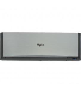 Climatiseur-Whirlpool-Maroc-6-ème-sens-9000-BTU-revêtement-Inox-AMD-314-IX-Electroserghini