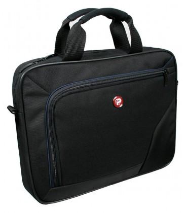 """Sacoche Boston IV Top Loading noir pour ordinateur portable 15,6"""" - Port Designs"""