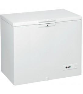 Congélateur Horizontal, 118*91.6 cm, revêtement en Blanc CF430
