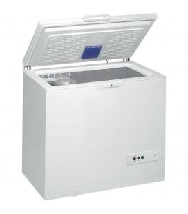 Congélateur-Horizontal-revêtement-Blanc-Whirlpool-Maroc-CF430-Electroserghini