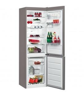 Réfrigérateur combiné Whirlpool Maroc 6TH SENSE FreshControl Supreme NoFrost A++ BSNF 8772 OX Electroserghini