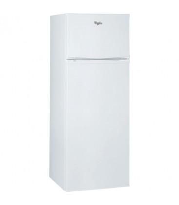 Réfrigérateur Whirlpool Maroc Double Porte Statique, 55*144 cm, revêtement en blanc ARC 2224 Electroserghini