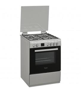 Cuisinière indépendante Whirlpool 60*60cm avec four électrique ACM 6601 G/IX