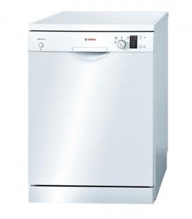Lave-vaisselle BOSCH SMS50E92EU pose libre Blanc RackMatic