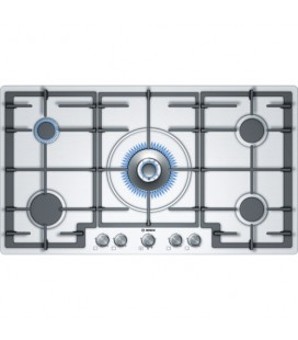 Table de cuisson à gaz 90 cm BOSCH PCR915B91E
