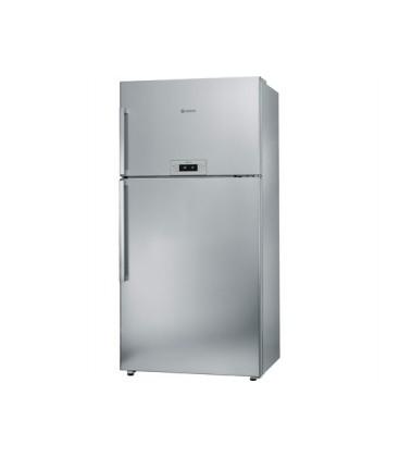 Réfrigérateur 2 portes pose libre Portes Inox anti-trace. 177 x 86 cm BOSCH KDN74AL21N