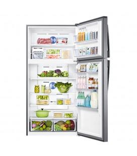 Réfrigérateur SAMSUNG avec congélateur et technologie Twin Cooling RT58K7000SL