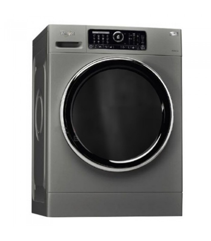 lave linge whirlpool 9 kg 6 m sens fscm 90430 sl. Black Bedroom Furniture Sets. Home Design Ideas