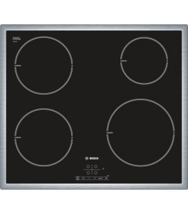 Table de cuisson vitrocéramique à induction BOSCH PIE645B18E 60 cm