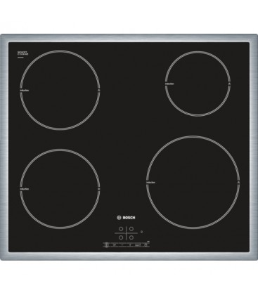 Table de cuisson vitroc ramique induction bosch - Table de cuisson vitroceramique bosch ...