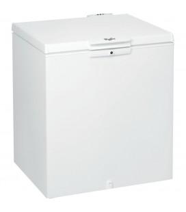 Congélateur Horizontal Whirlpool 80.6*86.5 cm, revêtement en Blanc CF 28