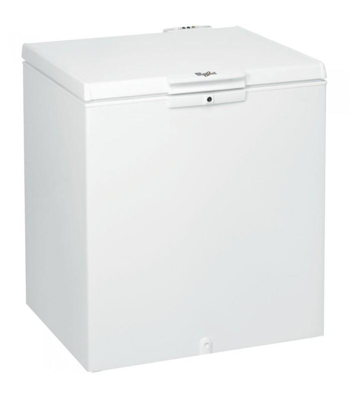 Congélateur Horizontal Whirlpool 57.3*86.5 cm revêtement en Blanc ...