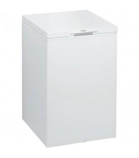 Congélateur Horizontal Whirlpool 57.3*86.5 cm revêtement en Blanc CF 20
