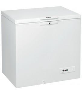 Congélateur Horizontal Whirlpool 101*91.6 cm revêtement en Blanc CF350