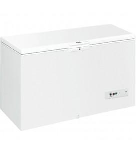 Congélateur Horizontal XXL Whirlpool 141*92 cm revêtement en Blanc CF610